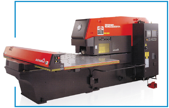 CNC Turret Punching Machine in Coimbatore
