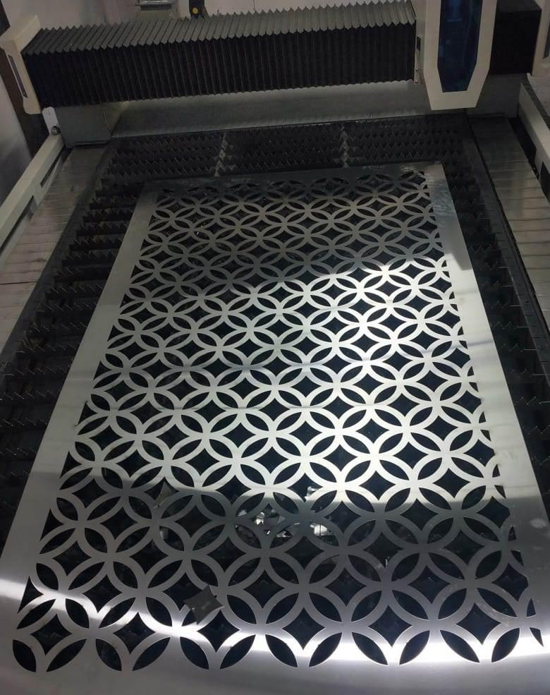 Manufacturer of CNC Laser Design Sheets