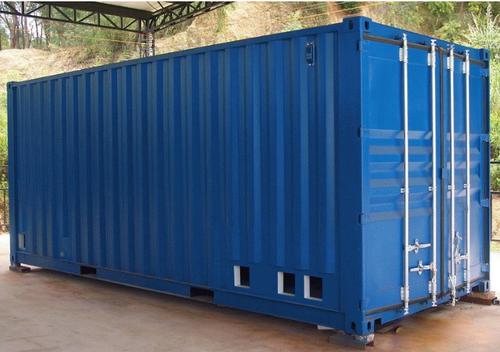 Corrugated Sheets for Cargo Container