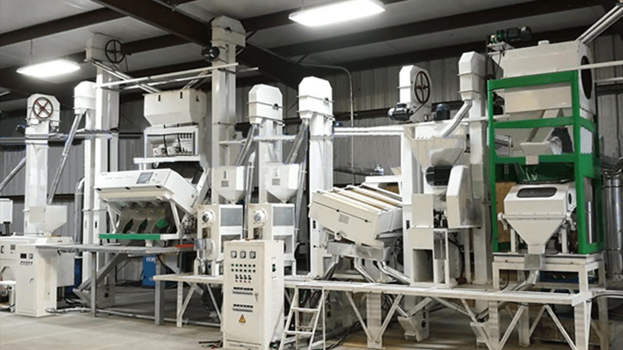 Rice Mill Dryer Machine Manufacturer