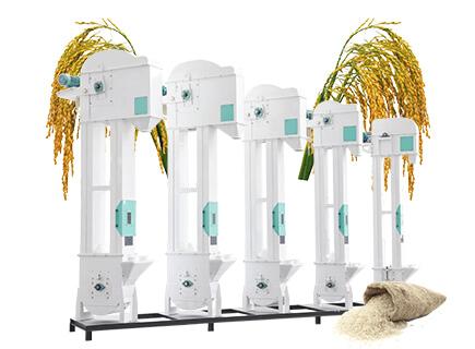 Rice Mill Elevator Machine