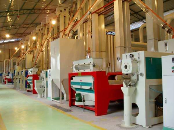 Rice Mill Products