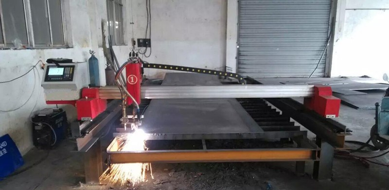 CNC Gas Cutting Service