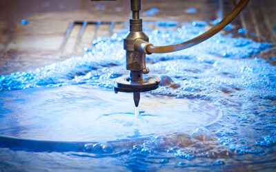 CNC Waterjet Cutting