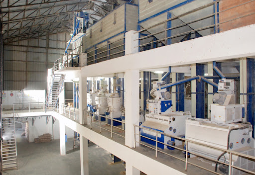 A Complete Solutions of Rice Mill Machineries
