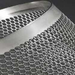 CNC Punching - Perforated Sheets