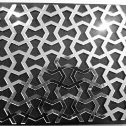 Manufacturer of Metal Jali Design